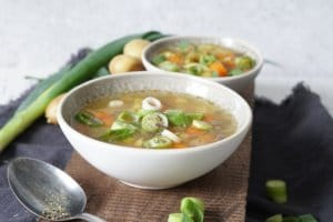 easy peasy Suppe