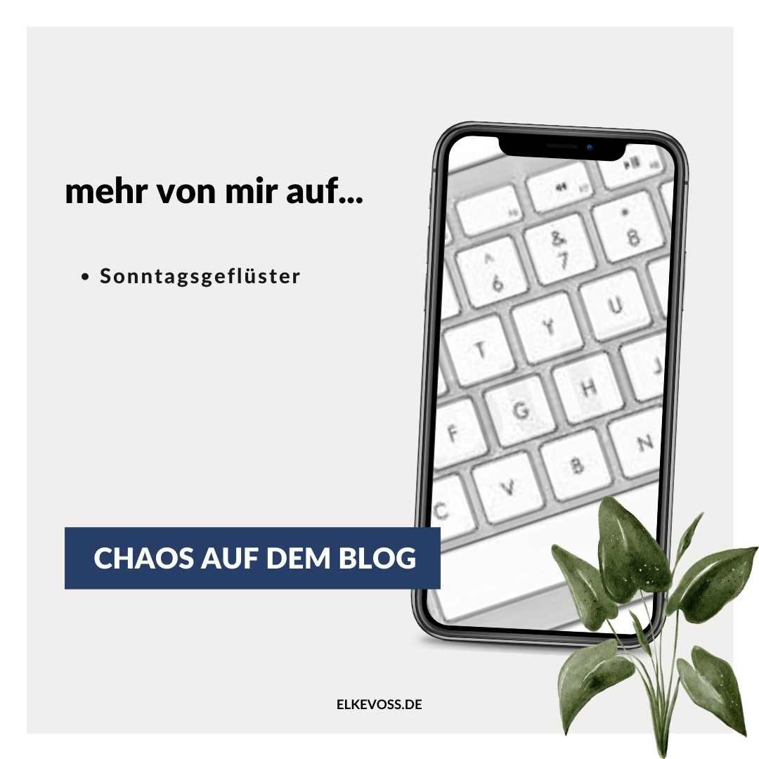 Sonntagsgeflüster-elkevoss.de